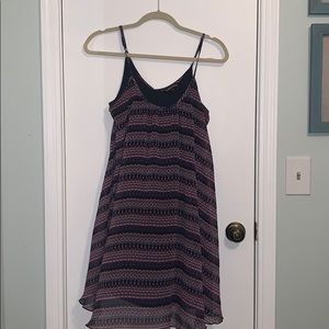 Fully Lined Express Tank Dress